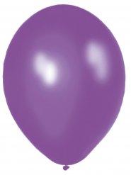 Ballons 20 pièces violet 13cm