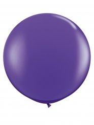 Ballon géant violet pour décoration de fête