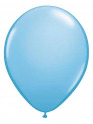 20 Ballons bleu clair 13cm