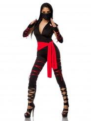 Déguisement ninja sexy femme