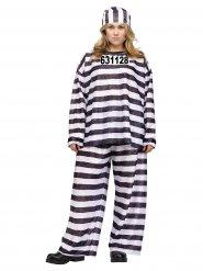 Déguisement prisonnière grande taille femme