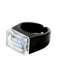 Bague humoristique distributrice de viagra adulte Headrush Beer bong®