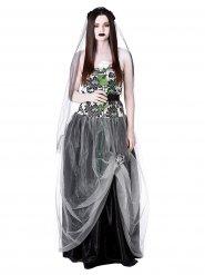 Déguisement mariée gothique femme
