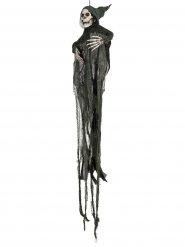 Décoration squelette suspendu  120 x 70 x 10 cm