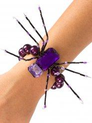 Bracelet araignée voilette 13 cm