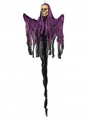 Suspension squelette fantôme 122 x 74 x 10 cm
