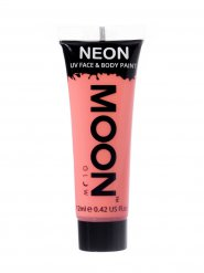 Gel visage et corps corail pastel fluo phosphorescent 12 ml Moonglow ©