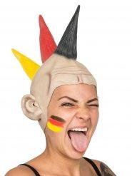 Perruque en latex punk couleurs Allemagne