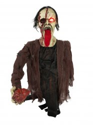 Décoration zombie avec coeur 16 x 107 x 82 cm