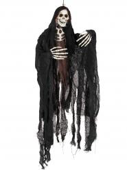 Décoration à suspendre squelette 11 x 90 x 91 cm