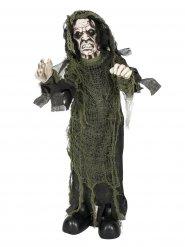 Décoration zombie effrayant animé 75 cm