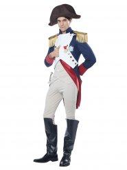 Déguisement empereur Français Napoléon homme