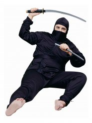 Déguisement ninja homme grande taille