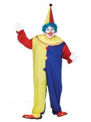 Déguisement clown grande taille homme