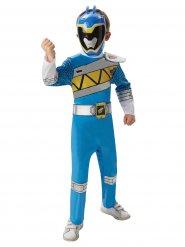 Déguisement Power Rangers Deluxe bleu enfant