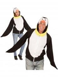 Déguisement veste pingouin adulte