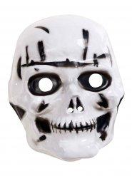 Masque squelette-tête de mort enfant