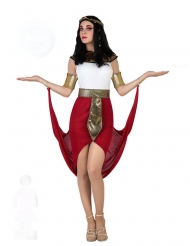 Déguisement princesse égyptien femme