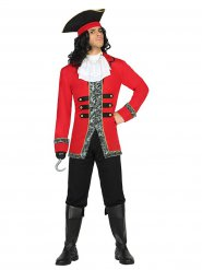Costume pirate des mers grande taille