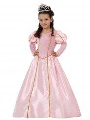Déguisement princesse enfant rose
