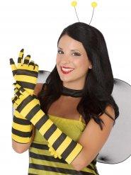 Gants abeille femme