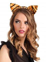 Serre-tête oreilles de tigre adulte