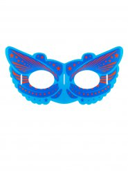 Masque super-héros phosphorescent adulte