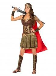 Déguisement gladiatrice antique femme