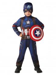 Déguisement Captain America Civil War enfant avec bouclier