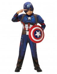Déguisement Marvel Civil War Captain America™ enfant