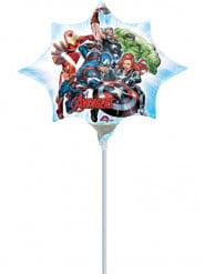 Ballon aluminium Avengers™ gonflé 27 cm
