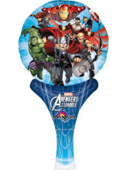 Ballon aluminium Avengers™ 15 x 30 cm