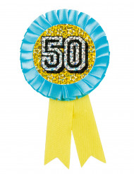 Médaille holographiques 50