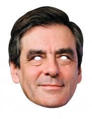 Masque carton François Fillon