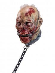 Masque zombie esclave adulte