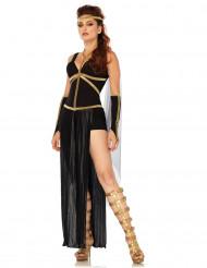 Déguisement déesse gladiatrice femme