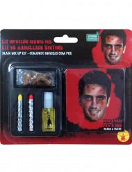 Kit de maquillage boutons d