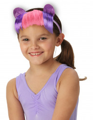Serre-tête avec frange Twilight Sparkle My Little Pony™ fille