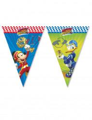 Guirlande fanions Mickey Racing ™ 2,3 m x 25 cm