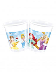 8 Gobelets en plastique 20cl Princesses Disney Dreaming ™