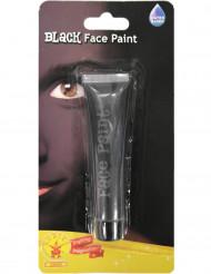 Peinture pour visage noir 25 ml