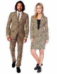 Déguisement de couple Opposuits™ jaguar