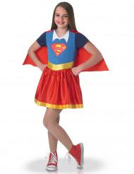 Déguisement Supergirl™ - Super Hero Girls™ fille - Nouveau Modèle