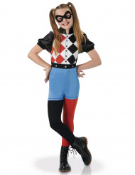 Déguisement classique Harley Quinn Super Hero Girls™ fille