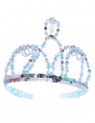 Couronne princesse bleue fille