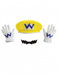 Kit Wario Nintendo® Adulte