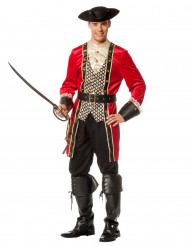 Déguisement capitaine pirate luxe homme
