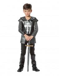 Déguisement chevalier en armure garçon