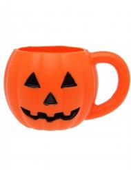 Tasse citrouille Halloween 10 cm