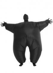 Déguisement gonflable et lumineux noir adulte Morphsuits™